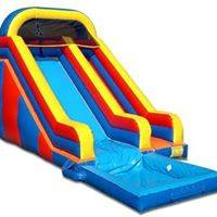 18' Inflatable Water Slide For Rent