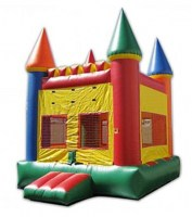 inflatable bounce castle 200x200