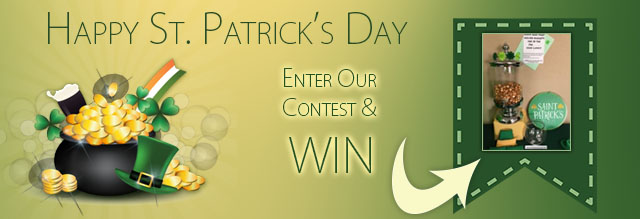 St. Patrick's Day Contest