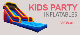 kids inflatable rentals fort collins