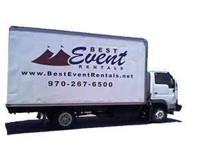 loveland party rental delivery