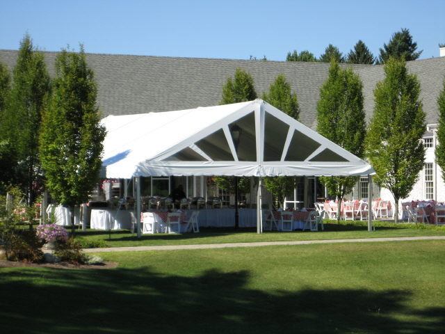 Tent Rental Fort Collins 40 X 40 Frame Tent Rental