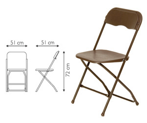 Chair Rental Fort Collins Brown Plastic Folding Chair