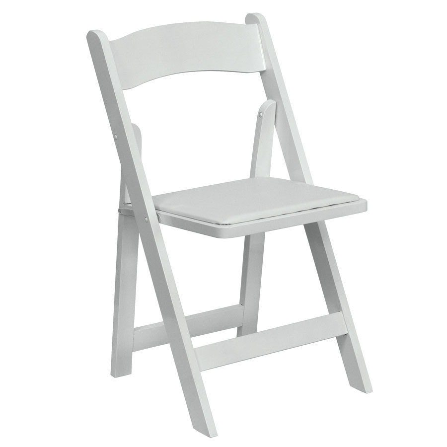 white padded chair rental fort collins   white wedding chairs